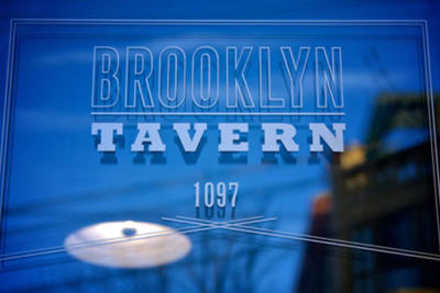 Brooklyn tavern toronto queen street east