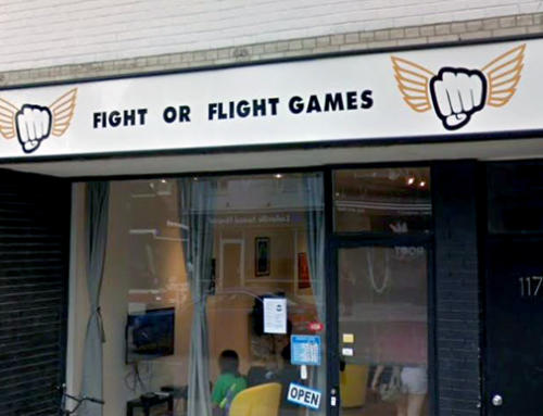 Fight or Flight Games