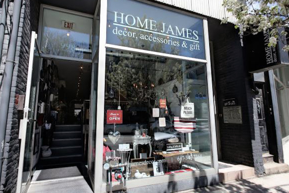 Home James Decor