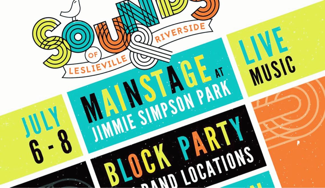 Sounds of Leslieville and Riverside Block Party