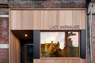 Lady Marmalade, Leslieville, Toronto