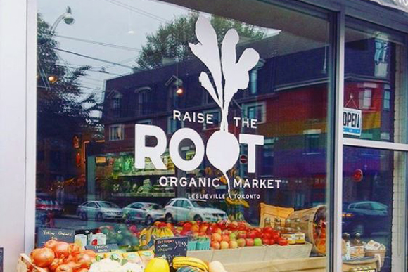 Raise the Root Organic Market